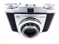 CARL ZEISS IKON CONTINA 1A Camera with Novicar Anastigmat 45mm f2.8 Lens
