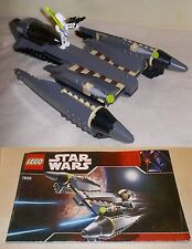 LEGO STAR WARS GENERAL GRIEVOUS STARFIGHTER 7656