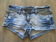 New Look Womens Denim Shorts Size 8