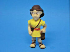 VINTAGE DAVID AND GOLIATH DAVID BIBLICLE ACTION FIGURE