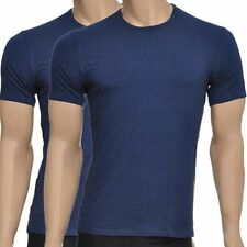 Cotton Blend Crew Neck Stretch Multipack T-Shirts for Men