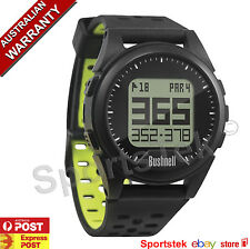 Bushnell Neo Ion Golf GPS Watch 35 000 Courses Preloaded No Fees Ever Black