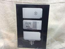Zuli Smartplug - Smart Home Control, Dimmer, Energy Monitor & Timer (3-Pack) ...