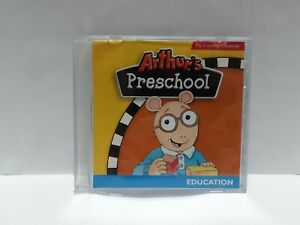 Arthur's Preschool Education The Learning Company