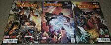 Marvel Comic Inferno 1 2 3 NM XMen Cyclops 7/2015 Book Hopeless Garron Sotomayor