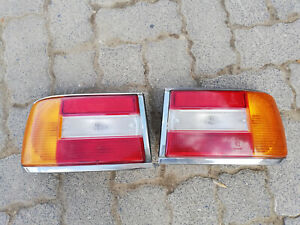 BMW E10 02 1600 1602 1802 2002 ti tii Baur Alpina Schnitzer OEM R+S Tail Lights