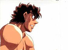 HAJIME NO IPPO - FIGHTING SPIRIT Japanese animation cel w/douga B8