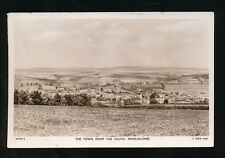Somerset WIVELISCOMBE General view Used 1957 RP PPC by Tuck