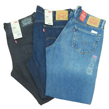 New Levi's 559 Relaxed Straight Fit Man Jeans Authentic More Color Available
