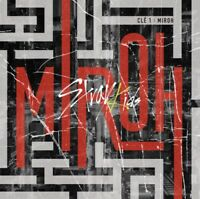 STRAY KIDS 4th Mini Album [Cle1 : MIROH] CD+P.Book+3p QR P.Card+Folded Poster