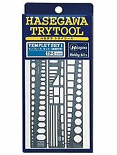 Hasegawa Trytool Template Set 1 TP01 Try Tool Brand New Japan