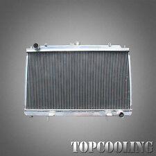 2 Row Aluminum Radiator For Nissan R33 GTR 200 SX S14 S15 SR20 MT 93-03