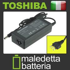 Alimentatore 19V 3,42A 65W per Toshiba Satellite T230