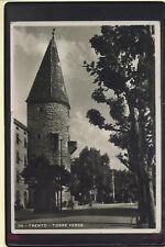 TRENTO (TN) TORRE VERDE VIAGGIATA ANNO 1939 B71