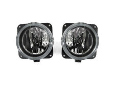 New 2003-2005 Lincoln LS Replacement Fog Lights Lamp Set Left + Right Pair
