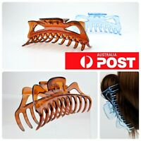 3pc/ X-Large 14cm Hair Claw Clip Styling Jaw Grip Hair Clamp Hairclip Accessory