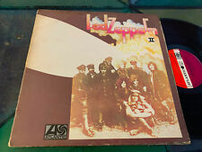 LP UK 1969 RARE  Led Zeppelin – Led Zeppelin II Label: Atlantic – 588198,