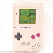 GAME BOY - consola portátil de NINTENDO GB GAMEBOY DMG-01 antigua vieja vintage