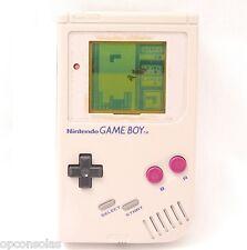 GAME BOY - consola portátil de NINTENDO GB GAMEBOY DMG-01 antigua vieja vintage
