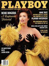Playboy/ March 1993/ Kimberly Donley/ Mimi Rogers