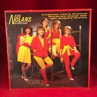THE NOLANS Altogether 1982 UK vinyl LP EXCELLENT CONDITION greatest Hits best of