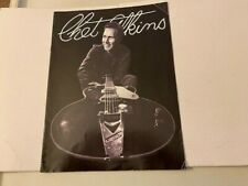 CHET ATKINS Gretsch Guitar CATALOG Rare  - 2007!
