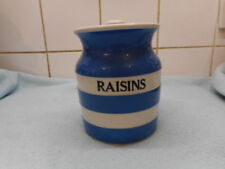 Antique Original Cornishware Pottery