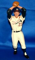 1950's-60's Vintage Hartland Warren Spahn #21 Milwaukee Braves Figure