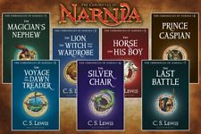 C.S. Lewis - The Chronicles of Narnia - complete collection 7 audiobooks MP3