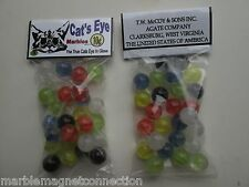 2 Bags Of T.W.McCoy & Sons Promo Marbles
