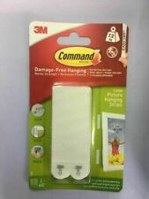3M Command Large Picture Hanging Strips - Pack of 4 (17206ES)