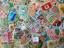 200 Different Rhodesias pre-Independence Stamp Collection