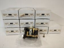 LOT OF (10) NEW OLD STOCK! JOSLYN CLARK AUXILIARY CONTACT KIT KPM-2A 55710