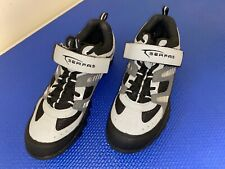 NEW SEFRAS Cycling Shoes Mens US Size 7 - 40 EUR ~ Black/ Gray- New w/o Box