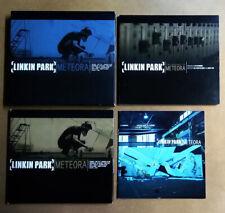 Linkin Park - Meteora, Mega Rare, 2003 Korean CD+VCD 1st Press Limited Edition