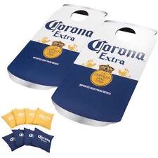 CORONA Can Bean Bag Toss Cornhole Corn Hole Game Boards SET