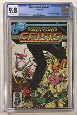 Crisis On Infinite Earths 2 CGC 9.8 NM/MT WP 1st App Anti-Monitor DC Comics 1985