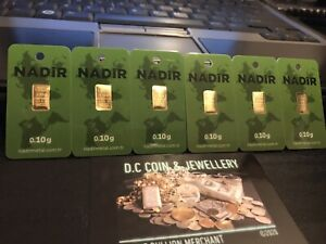 Nadir Gold Bullion Bars And Rounds For Sale Ebay