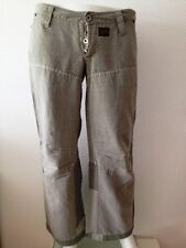 G-Star Original Raw 5809 Radar Slacks Denim Herren Jeans Hose W29 L32 Kort!