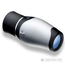 Luger MM 6X18 utilizzati delle parti Argento Nero Optics