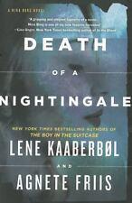 Death of a Nightingale (Nina Borg #3)-ExLibrary
