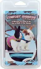 Super Pet Ferret/Rabbit/Guine Pig Comfort Harness and Stretchy Leash Lrg