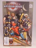 ULTIMATE SPIDER-MAN #120  MARVEL COMICS VF/NM CB1062
