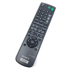 Sony RMT D116A Dvd CD Remote Control DVP S365 S363 DVP S9000ES DVP NS700H