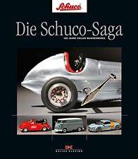 Berse: Die Schuco Saga - Modellbau Buch Piccolo Auto Spielzeug