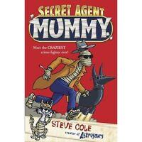 Steve Cole, Secret Agent Mummy, Very Good Book