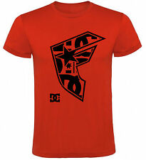 Camiseta DC shoes skate deportes snow tipo B Hombre varias tallas y colores a069
