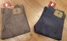 Pantalone trousers regular regolare uomo cotone primavera MCS MARLBORO CLASSICS