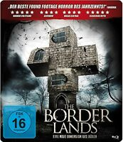 THE BORDERLANDS Robin Hill, Gordon Kennedy, Patrick Godfrey  BLU-RAY NEUF