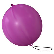 Punch Balloons (10 pack) Perfect for Kid's Parties. Assorted Bright Colours!